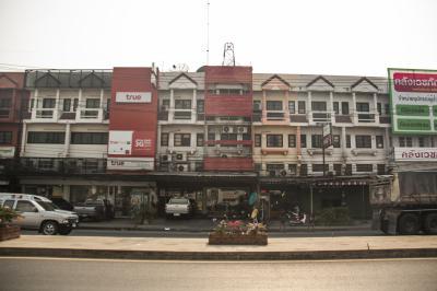 ตึกแถว 4500000 ลพบุรี เมืองลพบุรี ทะเลชุบศร
